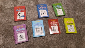 7 Diary of a Wimpy Kid