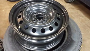 New 15 inch steel rims for Nissan Micra Note Versa