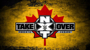 NXT Takeover: Toronto ACC Nov.19/16 4 Side by Side Tickets