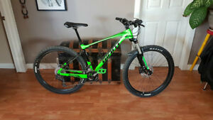 2017 Giant Fathom 2 Medium Frame