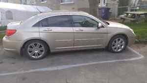Chrysler sebring limited 2008 bas kilométrage