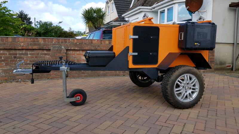 Adventure camping trailer, overland, off road | in Poole, Dorset | Gumtree