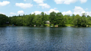 CHILD AND PET FRIENDLY COTTAGE ON WOLLASTON LAKE