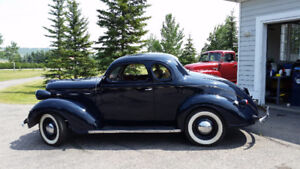 1937 Plymouth Business Coupe - 80 years old Time Capsule