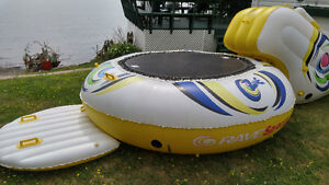 """8' 6"""" Water Trampoline for Sale"""