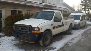 2001 Ford F-250 tailgate hydraulique Camionnette