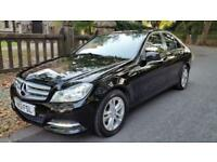 2013 Mercedes-Benz C200 CDI BLUE F EXECUTIVE SE SATNAV, LEATHER, CRUISE (C220)