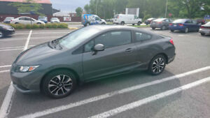 2013 Honda Civic EX Coupé (2 portes) - Automatique- 11999$