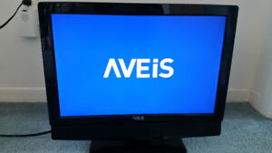"Aveis 19"" LCD TV / DVD Combo"
