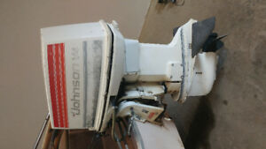 Johnson 140 J140TLCSA Outboard Engine