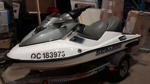2006 Sea Doo GTX Supercharged avec seulement 52 Heures !!!