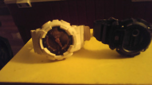 Various G Shock Watches