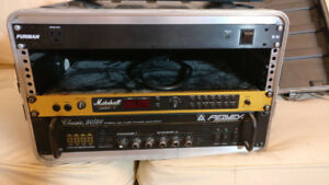 Peavey Classic 50/50 Stereo Rack-mount Power Amp