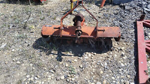 Garden tractor Implements