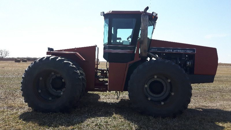 case ih 9250 for sale farming equipment swift current
