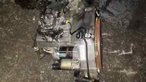 JDM H22A LSD T2W4 transmission Accord Prelude
