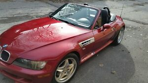 2000 BMW M Roadster & Coupe Cabriolet
