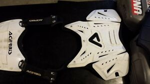 Acerbis chest protector XL