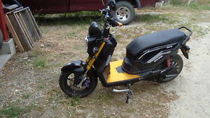 Electric scooter 2000 watts 56 mph