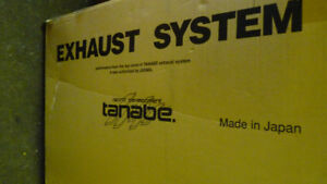 Tanabe Y-Pipe for 350z & G35