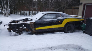 Dodge charger 1974 (1971 72 73 74)  PARTS   ( B Body)