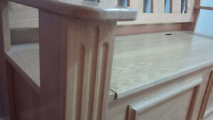 Handcrafted Deacon Bench - NEW Kitchener / Waterloo Kitchener Area image 4