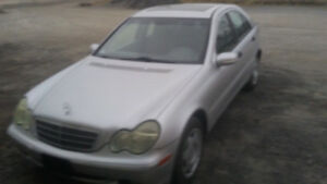 2002 Mercedes Benz C 240 for sale