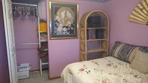 furnished bedroom in a family home - available Jan. 1, 2017 Cambridge Kitchener Area image 2