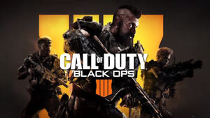 Call of Duty: Black Ops 4 [Standard Edition - PC Code]
