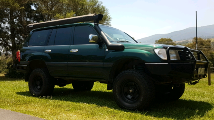 Turbo 99 HZJ105 Landcruiser Lysterfield Yarra Ranges Preview