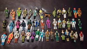 219 G.I. Joe Figures