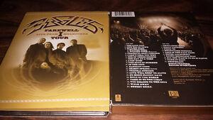 Eagles farewell 2 dvd box