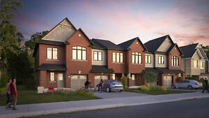 Two rooms available in Brand New Minto Townhouse- Kanata