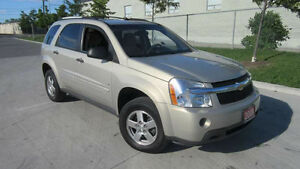 2009 Chevrolet Equinox, Auto, Low km, 3 years warranty available