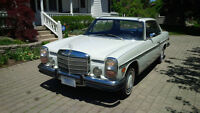 Classic MB 250C 2 Dr Cpe - Private Sale from Oldtimer Collection