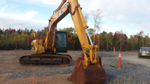 EXCAVATOR WORKS PERFECT 2001 CAT 315CL CALL 461 3657