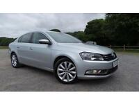 2013 13 VOLKSWAGEN PASSAT 1.6 HIGHLINE TDI BLUEMOTION TECHNOLOGY 4D 104 BHP DIES