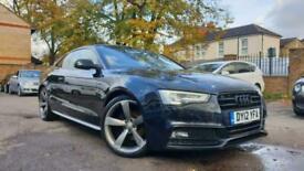 image for Audi A5 1.8 TFSI ( 170bhp ) 2012 S LINE Black Edition FULL HISTORY BANG OLUFSEN