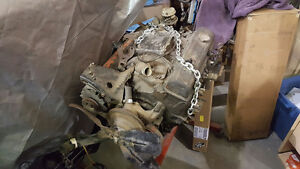 1970 Chevelle L48 300 HP 350 engine with CRE block stamping