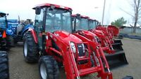 2015 TYM T454C 46HP Tractor with Loader/Cab