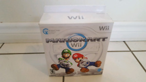 Mario Kart for the Nintendo Wii