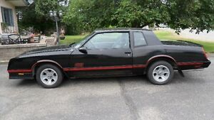 1988 Chevrolet Monte Carlo Coupe (2 door)