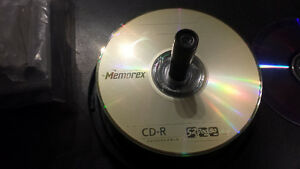Recordable DVD and CD-R
