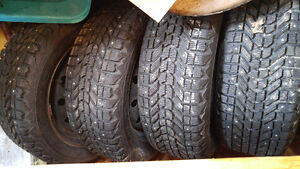 Winter Force Mud Snow Studded tires