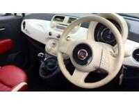 2015 Fiat 500 1.2 Cult 3dr Manual Petrol Hatchback