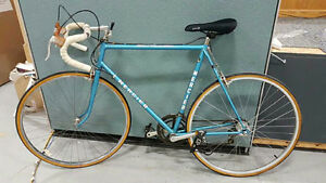 1969 MERCIER TOUR De FRANCE RACING / TOURING BIKE VINTAGE