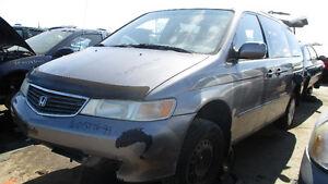 Honda Odyssey 1999    - Dispo pour pièces chez Kenny Laval !