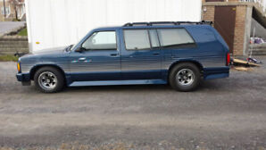 Chevrolet pick up S-10