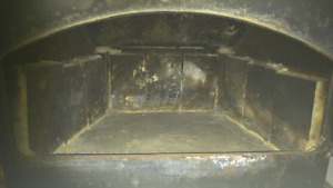 Small Wood stove 300 obo