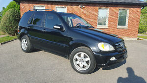 2002 Mercedes ML500 Loaded Mechanic A1 Only $4700 obo!